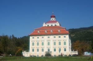 Schloss Pöckstein: Ein fortschrittlicher Bau / Foto: Wikipedia / Ich / CC-BY-3.0