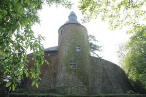 Rundturm von Schloss Landsberg