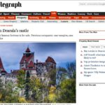 """Falschmeldung: """"Dracula-Schloss"""" wird nicht verkauft"""
