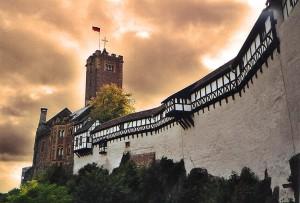 """Die Wartburg ist laut Deutscher Welle die """"schönste Burg Deutschlands"""". / Bild: Burgerbe.de"""
