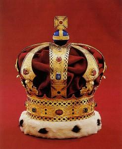 Die Krone des Königreichs Hannover wird auf Schloss Marienburg gezeigt / Foto: gemeinfrei