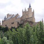 Alcazar von Segovia: Die Burg will ich sehen