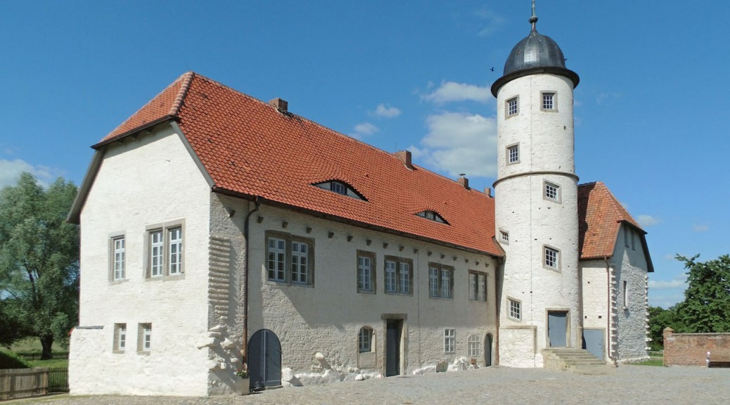Burg Brome strahlt wieder / Foto: Public Domain