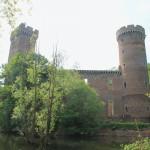 Landesburg Lechenich: Eine Ruine wächst zu