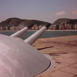 Fort de Copacabana: Krupps Kanonen zielen auf Rio