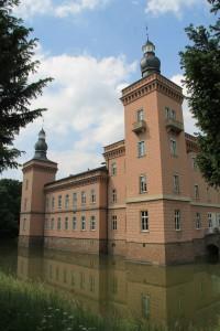 Das Herrenhaus aus den 1850er Jahren
