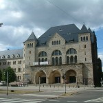 Hitlers kaiserliches Schloss in Posen