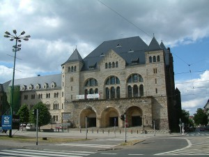 Der Westflügel des Schlosses / Foto: Wikipedia / Radomil / CC BY 3.0 DE