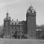 Schloss Harff: 1972 gesprengt für den Tagebau