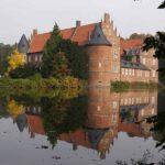 Feuer auf Schloss Herten: Schloss-Café brennt aus