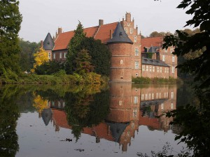 Schloss Herten in Recklinghausen / Foto: Wikipedia / Arnold Paul / CC-BY-3.0
