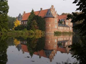 Schloss Herten in Recklinghausen / Foto: Wikipedia / Arnold Paul / CC-BY-3.0