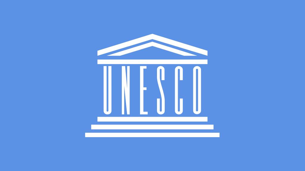 UNESCO FLAGGE welterbe Wartburg