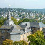 Oberes Schloss Siegen: Gas gegen Holzschädlinge