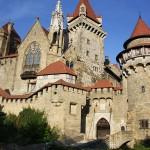 """Burg Kreuzenstein: Drehort für """"The Quest"""""""