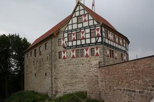 Burg Scharfenstein (Kernburg) Foto: Wikipedia / MacElch (Rainer Kunze) / CC-BY-3.0