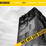Online-Petition gegen Hakenkreuz auf Burg Hochkraig