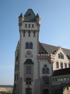 Turm der Hörder Burg / Foto: Wikipedian / Tbachner / CC BY 3.0 DE