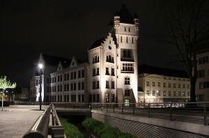 Nach der Sanierung 2011 ist die Hörder Burg wieder eine Zierde des Dortmunder Staddteils / Foto: Wikiepdia / Helfmann / CC BY 3.0 DE