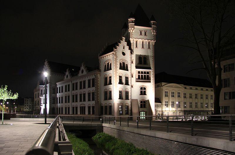Die Hörder Burg in Dortmund soll zentraler Standort der NRW-Sparkassenakademie werden