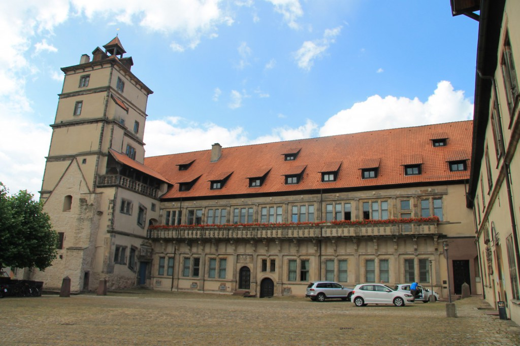 Schloss Brake; Schmuckstück der Weser-Renaissance