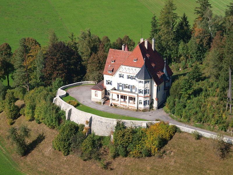 Wiedekings Porsche Schloss Bullachberg wird Ökohof