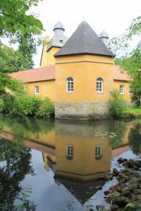 Schloss Holte ist immer noch eindrucksvoll