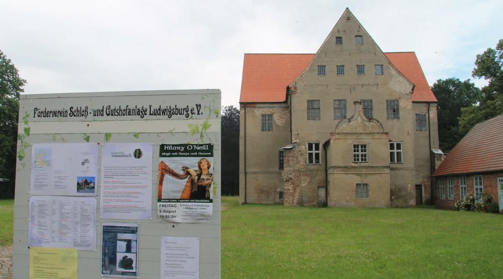 Schloss Ludwogsburg / Fotos: Burgerbe.de