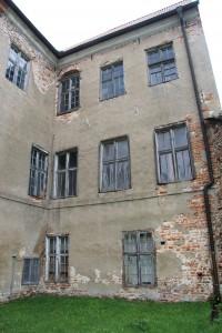 Schoss Ludwigsburg: Die Fassade hat schon viel mitgemacht