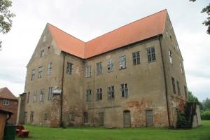 Die Sanierung des Schlosses würde 4,2 Millionen Euro kosten