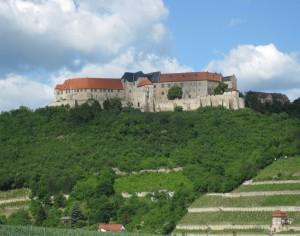 Schloss Neuenburg an der Unstrut: Einst die größte Burg der Landgrafen von Thüringen