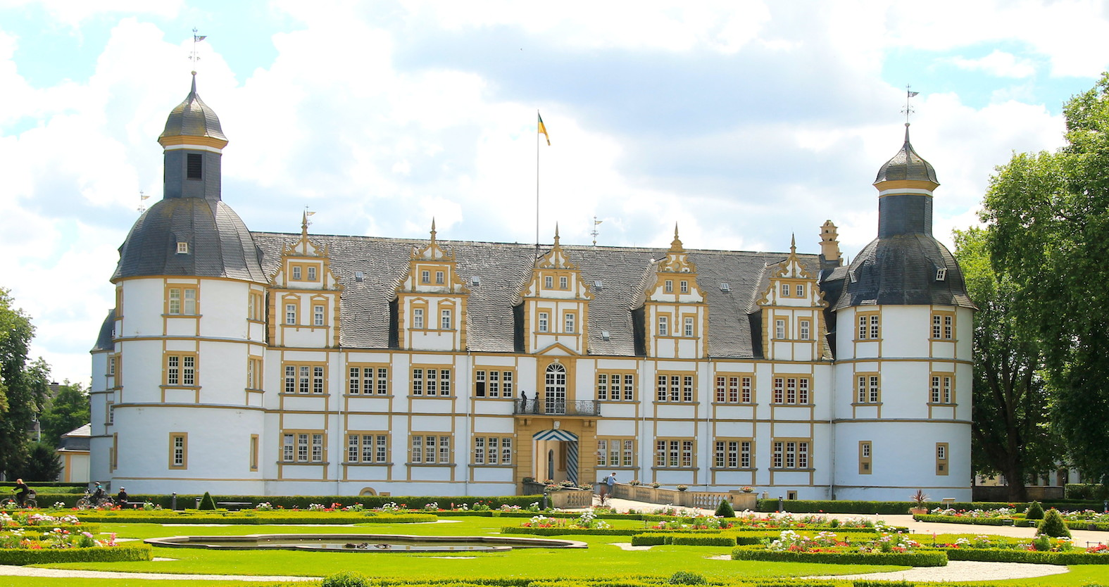 Schlosses Neuhaus