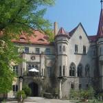 Schloss Püchau: Schmuckstück an der Mulde