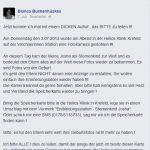 """Kamera mit Geburtsfotos von """"Sternenkind"""" Josha gestohlen"""