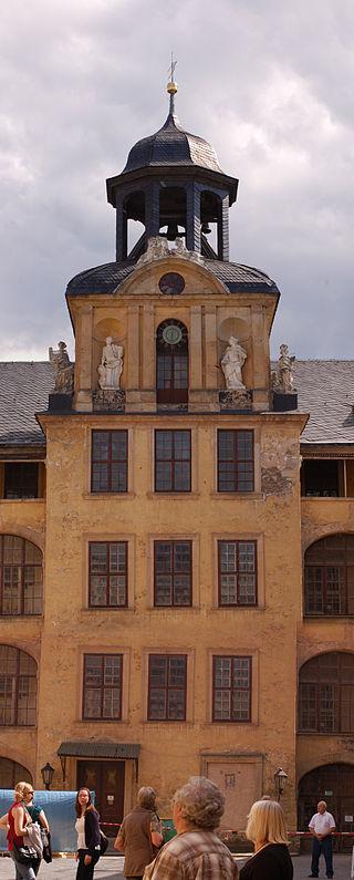 Schloss Blankenburg: Jede Menge Barock / Foto: Wikipedia / Steffen Prößdorf / CC-BY-SA 3.0