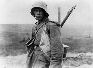 Erster Weltkrieg ohne Videospie-Ästhetik. Foto: Wikipedia / Bundesarchiv / CC-BY-CA 3.0