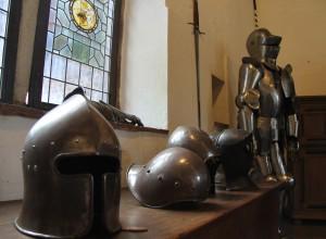 Burg Linn: Das kurfürstliche Schlafzimmer ist nur bei Führungen zugänglich...