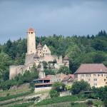 Götz von Berlichingens Burg Hornberg wird gesichert