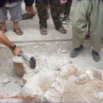 """Terrormiliz Daesh (""""IS"""") zerstört Kulturerbe"""