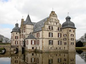 Wasserschloss Haus Bodelschwingh in Dortmund / Foto: Wikipedia / Beckstet