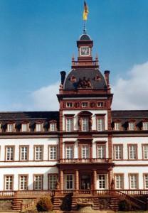 Schloss Philippsruhe wurde erneut zum Drehort / Foto: Public Domain