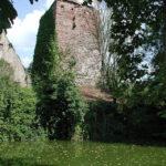 Wasserburg Burgsinn: Notsicherung angeordnet