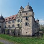 """""""Die drei Federn"""": Drehort Schloss Mitwitz"""
