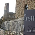 Neuer Eingang fürs Hambacher Schloss