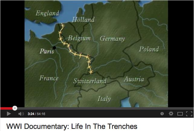 Mitteleuropa 1914. Die Polen haben Prag besetzt. Oder so... Bild: Screenshot