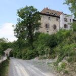 Burg Brandenstein und Japan-Graf Siebold