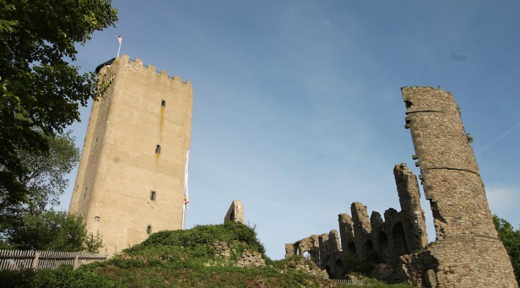 Burg Olbrueck Wohnturm