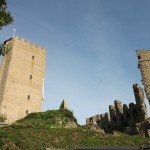 Burg Olbrück: Turm ist saniert