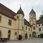 Schloss Haigerloch: Und im Felsen der Atomkeller