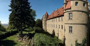 Schloss Frankernberg hat einen neuen Eigentümer / Foto: Wikipedia / Settembrini / CC-BY-CA 3.0